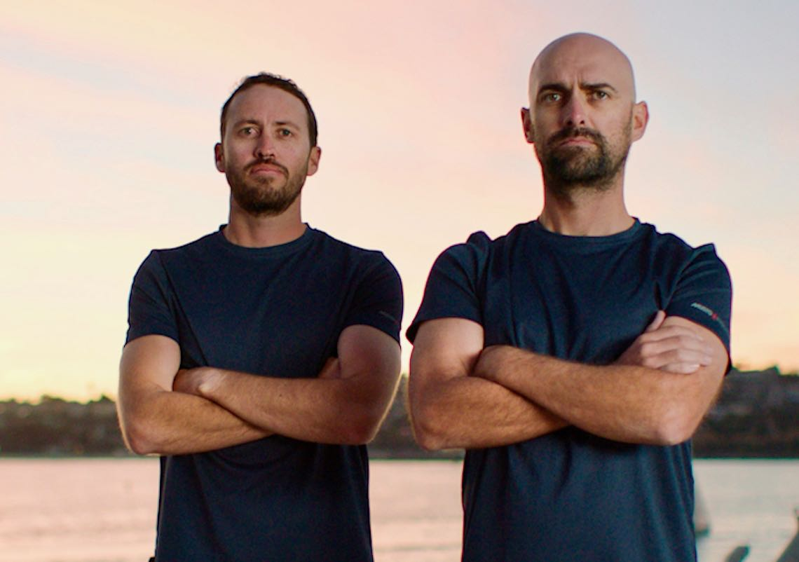 Part one of our interview with American sailors Taylor Canfield and Mike Buckley – the driving force behind the recently-announced Stars & Stripes Team USA challenge for the America's Cup.