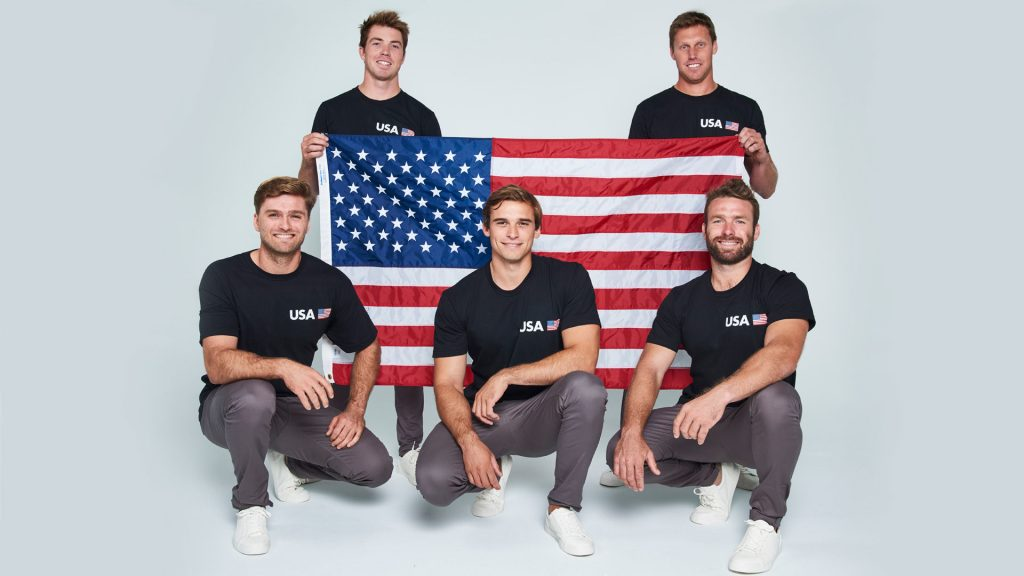 Interview with United States SailGP Team skipper Rome Kirby.