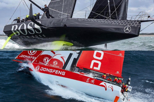 IMOCA and The Ocean Race – merging or colliding?