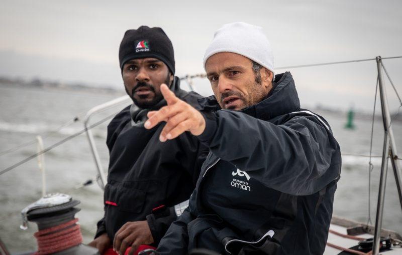 Franck Cammas joins Oman Sail