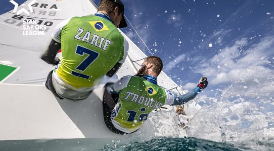 Star Sailors League: World champion Jorge Zarif claims victory