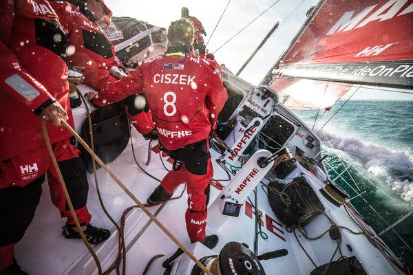 Forensic performance analysis in the Volvo Ocean Race