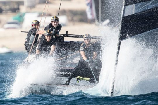 The Extreme Sailing Series is facing an uncertain future after the reported closure of the UK office of OC Sport – the organiser of the global regatta series.