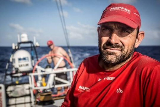 Xabi Fernandez plans Spanish campaign for The Ocean Race