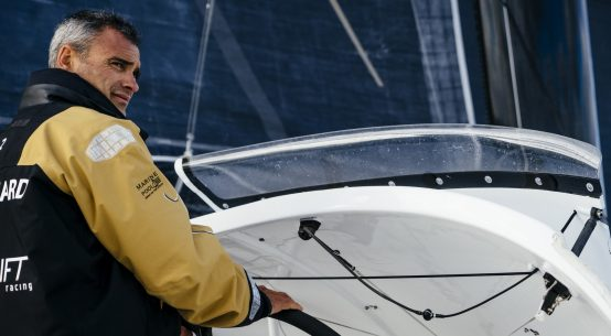 Guichard crosses his fingers ahead of record attempt