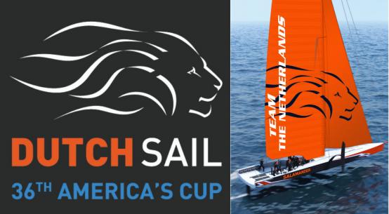 America's Cup: DutchSail pick Carolijn Brouwer to steer AC75