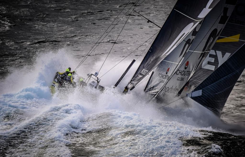 """Richard Mason: """"Plans for 2021 Ocean Race start are in full swing"""""""