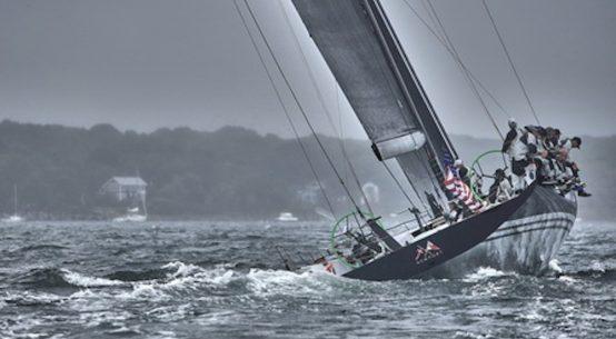 Sea trials success for Maxi 72 Bella Mente
