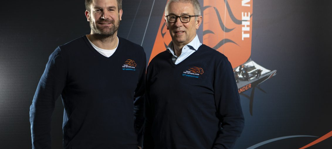DutchSail appoints business titan and Melges 24 sailor Eelco Blok as MD