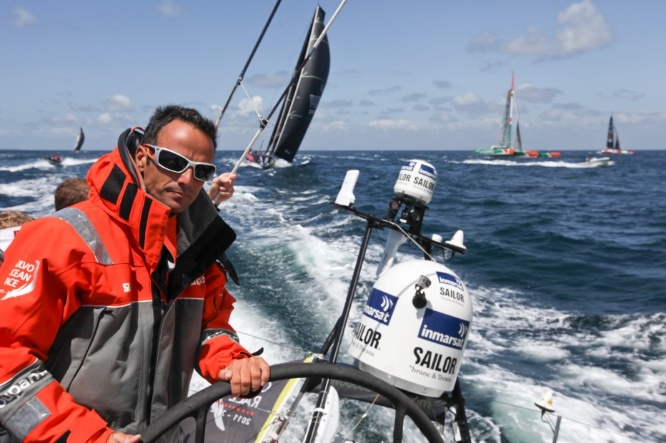 Cammas eyes return to The Ocean Race three editions after rookie victory