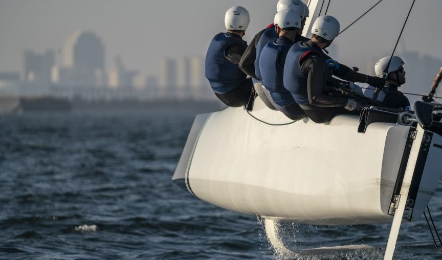 America's Cup: Stars & Stripes Team USA reveal try-out process