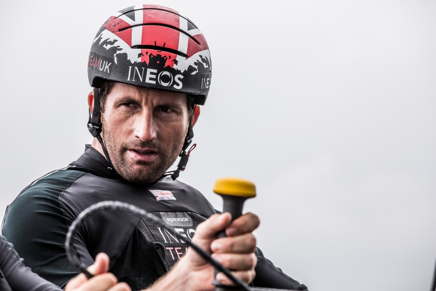 America's Cup interview: Sir Ben Ainslie – INEOS Team UK