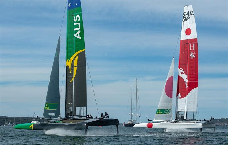 Opinion: SailGP struggles to match the hype in Sydney