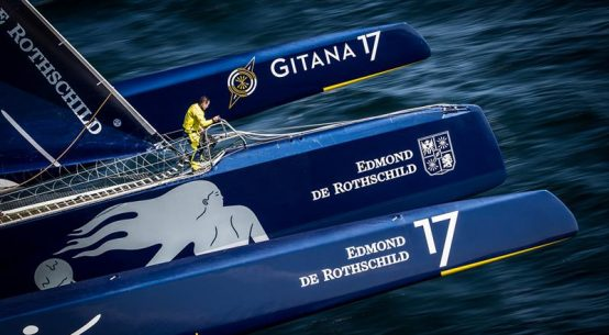 Gitana Team part company with Ultim skipper Sébastien Josse