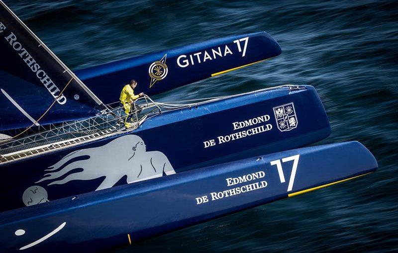 Gitana Team part company with Ultim skipper Sébastien Josse