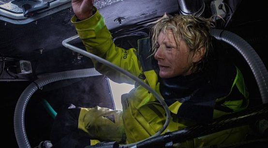What does it take to be a boat captain in The Ocean Race?