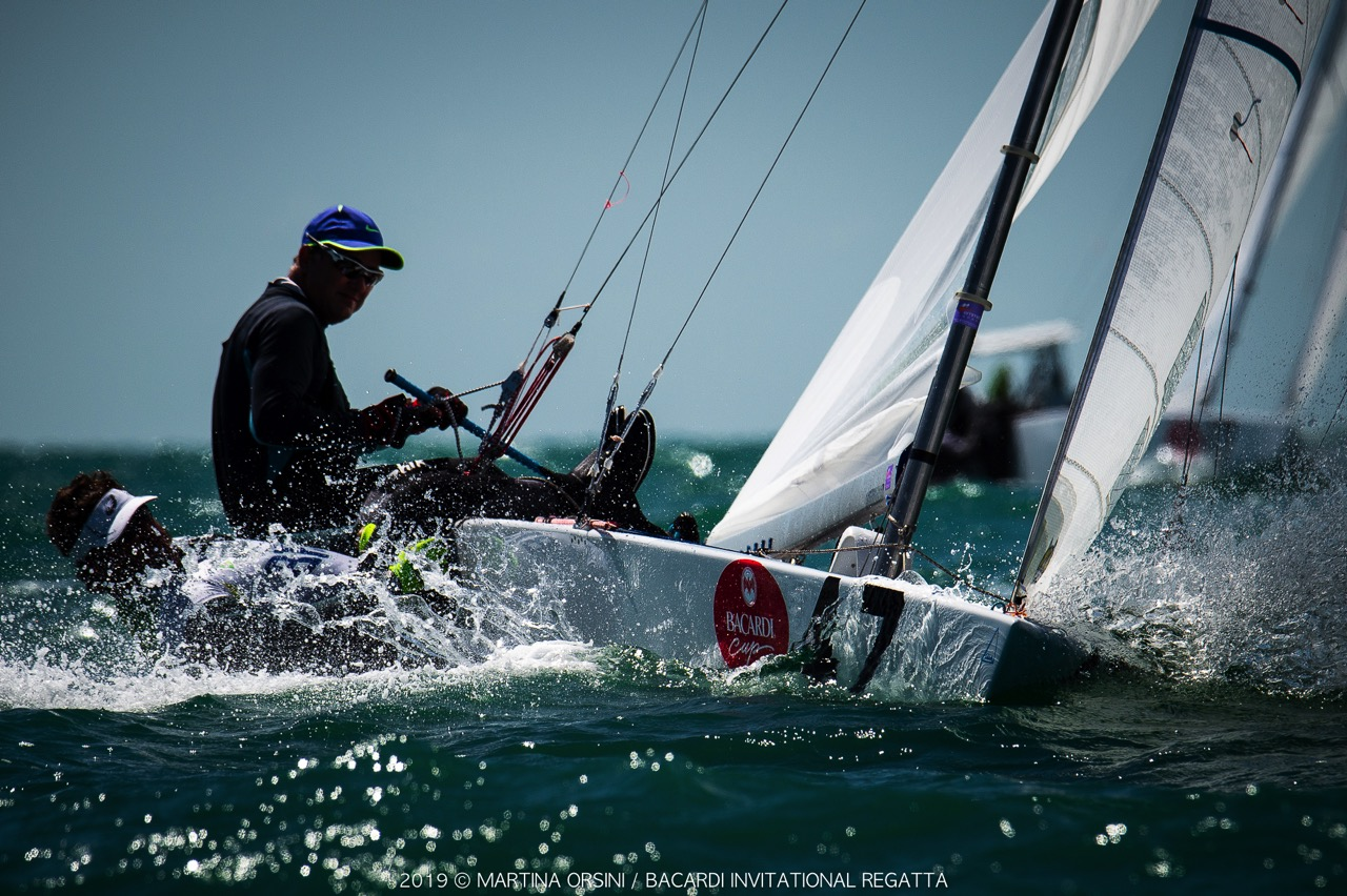 Bacardi Cup: Star fleet has fun in the sun in Miami