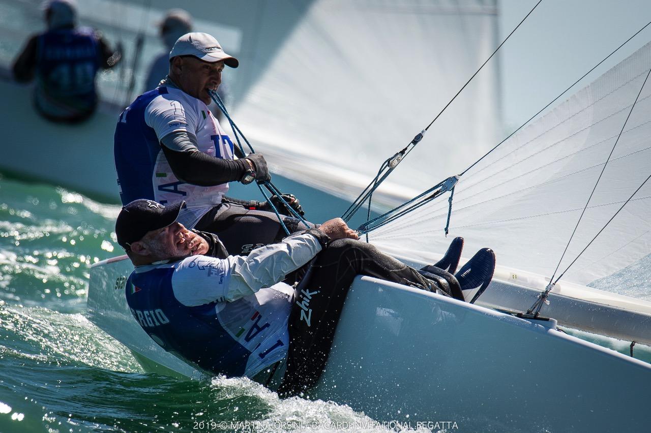 Bacardi Cup: Star fleet has fun in the sun in Miami