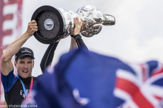 America's Cup: Late Challengers issues resolved after talks