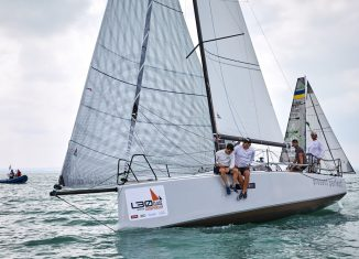 2020 Offshore World Championship test for new Olympic discipline