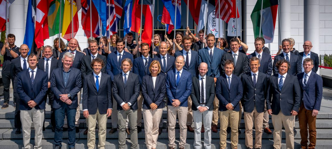 SSL Gold Cup – an antidote to sailing's speed culture?