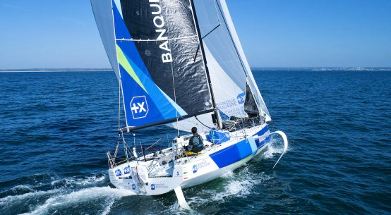La Solitaire URGO Le Figaro: Armel Le Cléac'h goes back to his roots.
