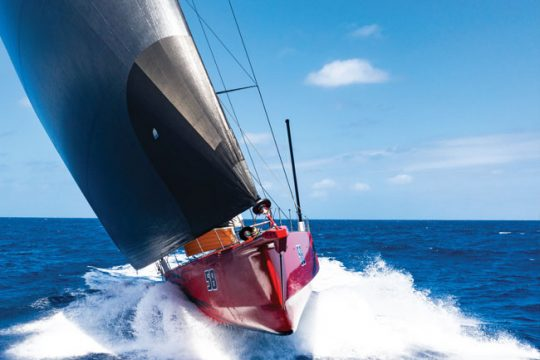 Doyle Sails cableless headsails deliver results