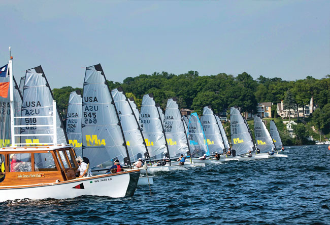 Melges 14: A Laser for the 21st century?   Yacht Racing Life