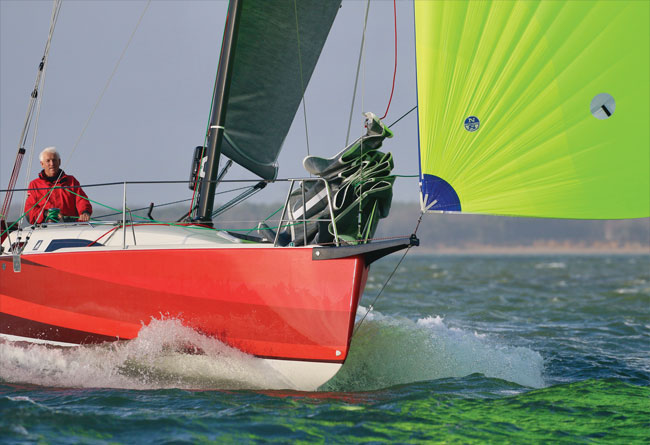 J/Boats' new shorthanded J/99 looks set for success
