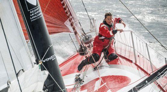 Sam Davies on third Vendée Globe campaign