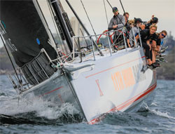 Ocean Respect Racing in the Sydney Hobart Yacht Race