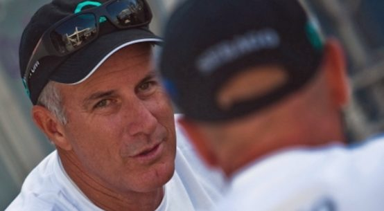 Our guest on the latest episode of the Yacht Racing Podcast is American yachtsman Ed Baird.