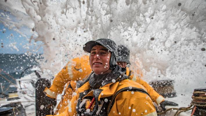 The Ocean Race: Tony Rae updates on Bianca Cook's fledgling Kiwi campaign – Part 1