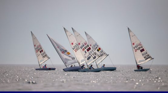 Olympic sailing: Andy Rice updates from windless Genoa