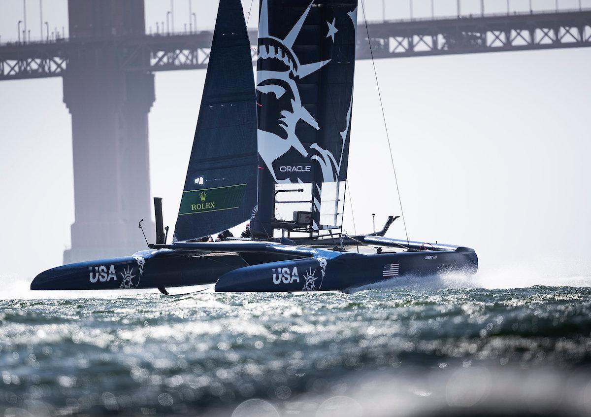 Matt Sheahan analysis of SailGP in San Francisco