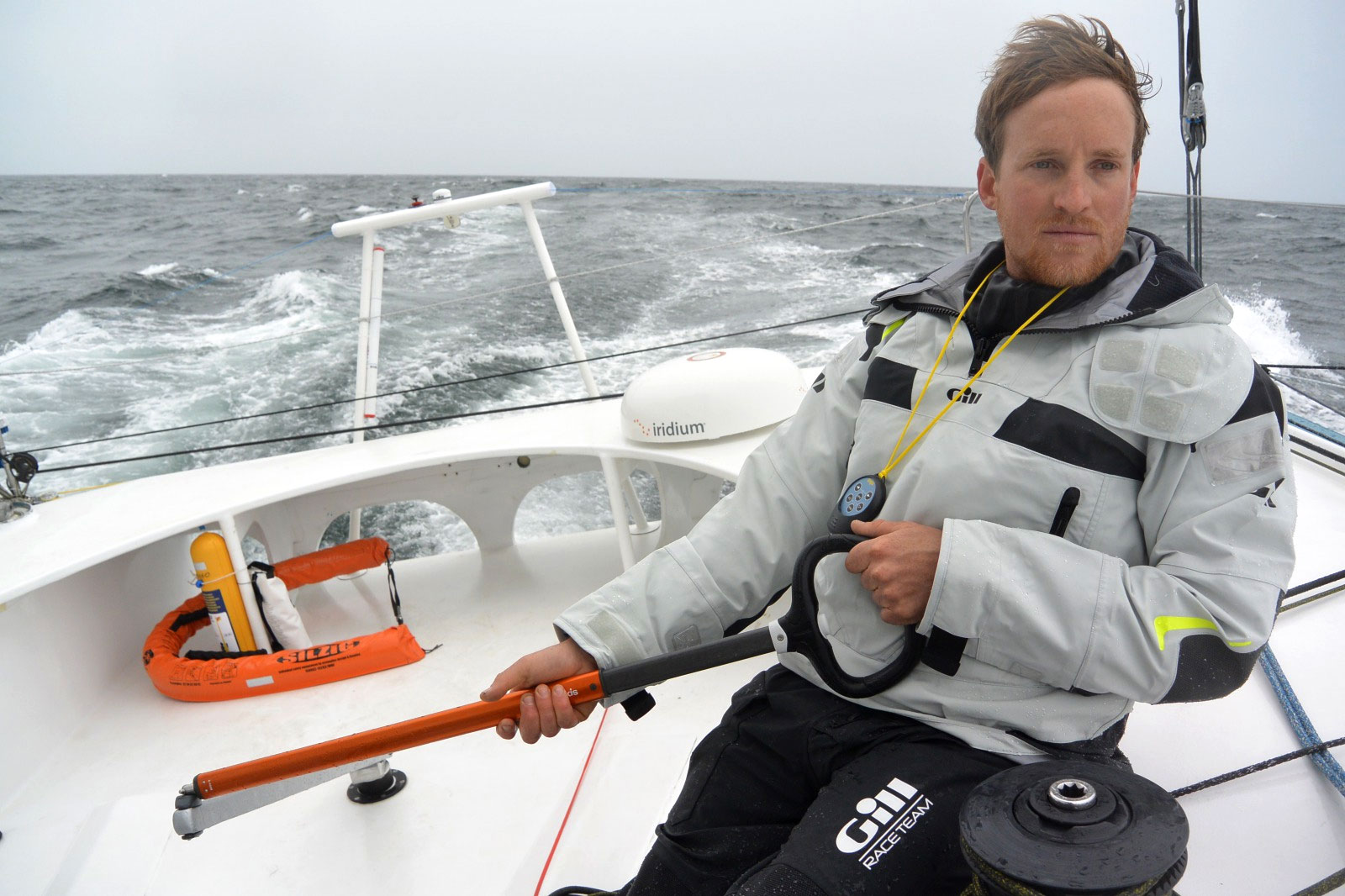 On Episode 10 of the Yacht Racing Podcast Justin Chisholm speaks to New Zealand solo ocean race skipper Conrad Colman.