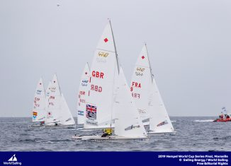 Olympic sailing: Andy Rice on theHempel World Cup Series Finals