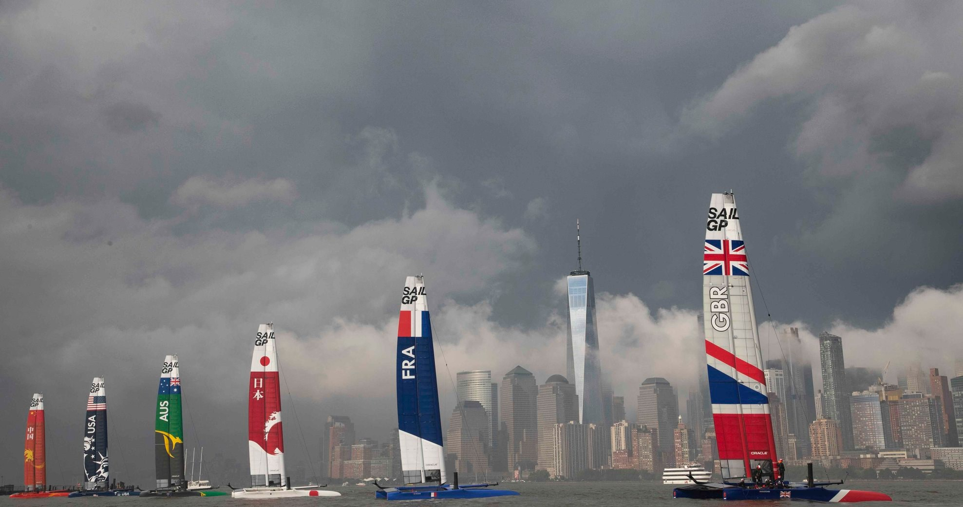 SailGP New York