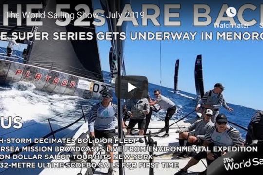 World Sailing Show