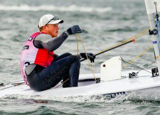 Olympic sailing