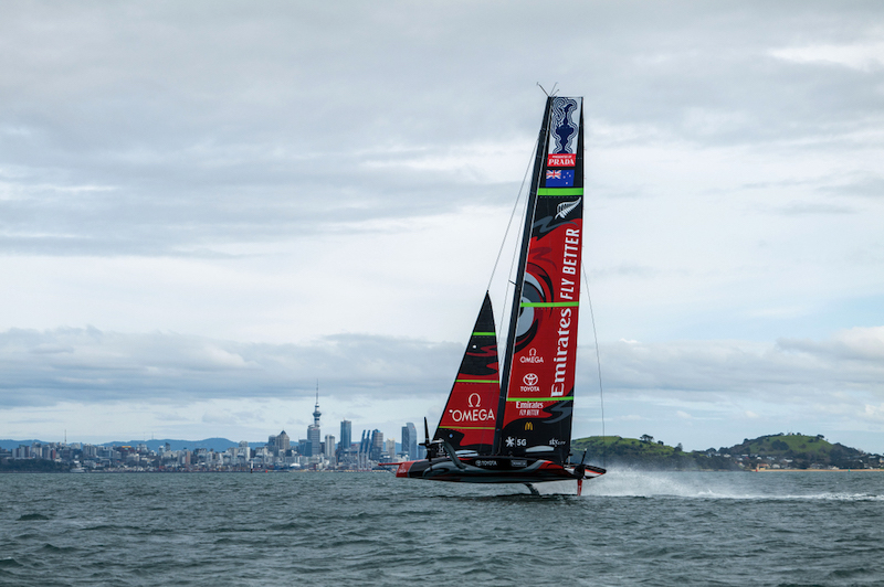 36th America's Cup
