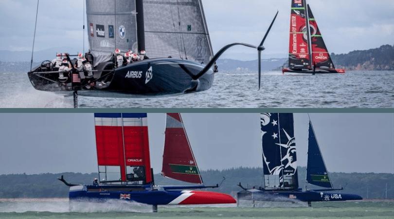 SailGP America's Cup